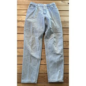 Vintage CHIC By H.I.S High Waisted Mom Jeans Sz 14